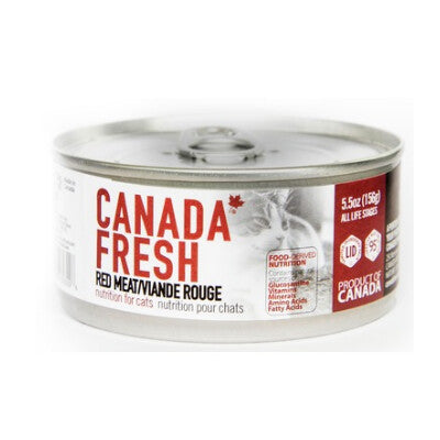 PetKind Canada Fresh Red Meat Canned for Cat
