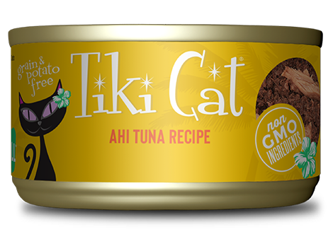 Tiki Cat Hawaiian Grill Ahi Tuna