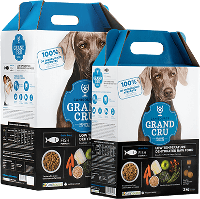 Grand Cru Free Grain Fish Formula