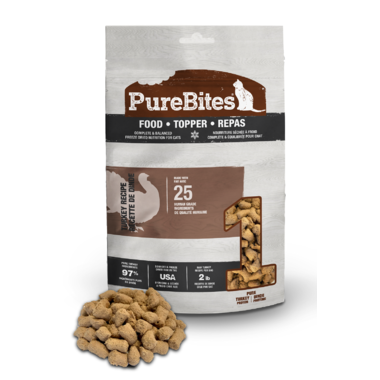 Turkey Freeze Dried Cat Food • Topper
