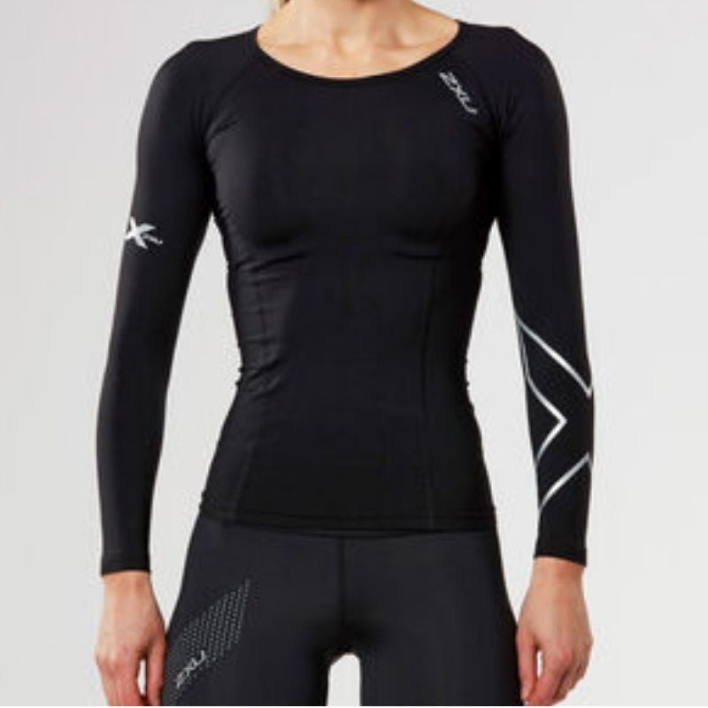 WOMEN'S THERMAL COMPRESSION L/S TOP