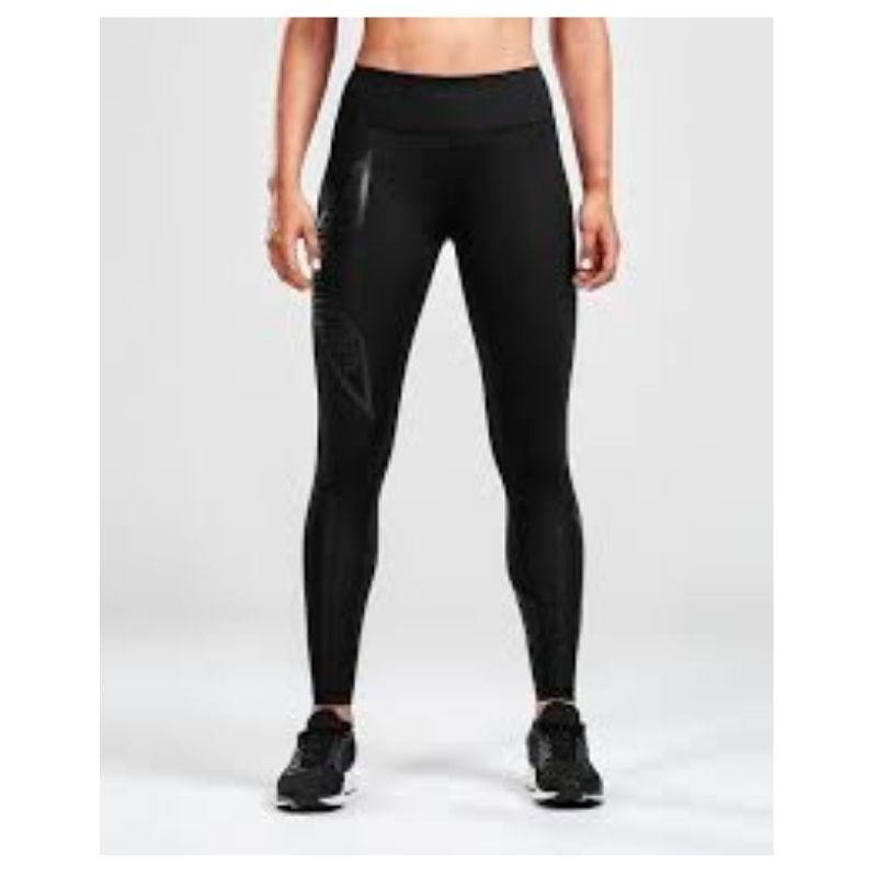 WOMEN'S BONDED MID-RISE TIGHTS