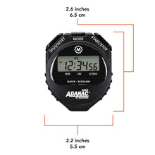 Load image into Gallery viewer, ADANAC 4000 DIGITAL STOPWATCH TIMER WITH LARGE DISPLAY