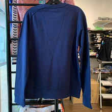 Load image into Gallery viewer, ARENA - M ESSENTIAL CREW SWEAT - NAVY (001046-700) back