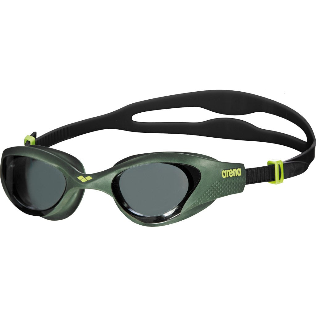 ARENA - THE ONE GOGGLES - SMOKE:DEEP GREEN:BLACK (001430-560)