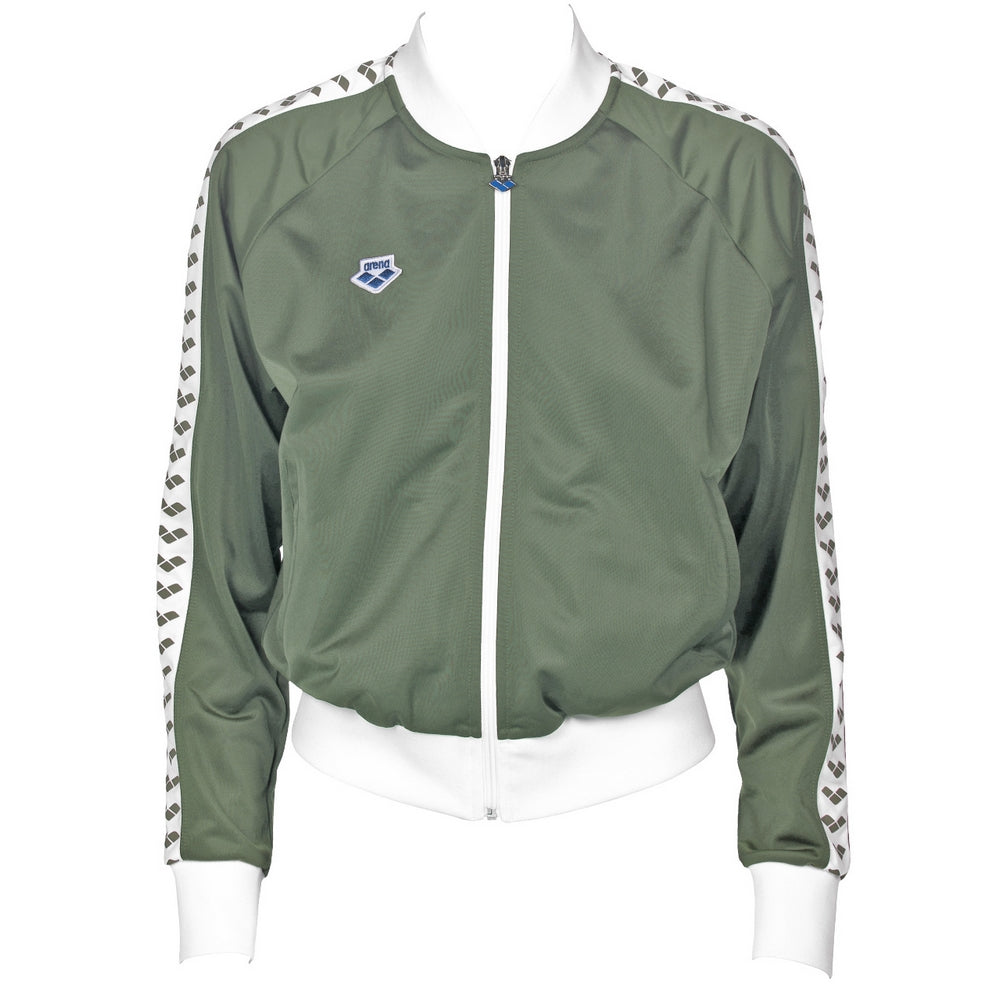 ARENA - W RELAX IV TEAM JACKET - ARMY:WHITE:ARMY (001223-651)