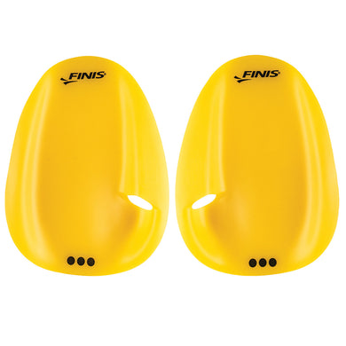 Finis - Agility Paddles Floating (105145) 1.05.129-Yellow.L-Studio.Main-1