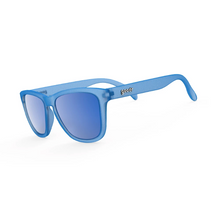 Load image into Gallery viewer, GOODR - FALKOR'S FEVER DREAM - BLUE GOODR RUNNING SUNGLASSES - SIDE