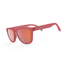 Load image into Gallery viewer, GOODR - PHOENIX AT A BLOODY MARY BAR - RED GOODR RUNNING SUNGLASSES - SIDE