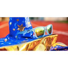 Load image into Gallery viewer, GOODR - SUNBATHING WITH WIZARDS - BLUE GOODR RUNNING SUNGLASSES - PRODUCT