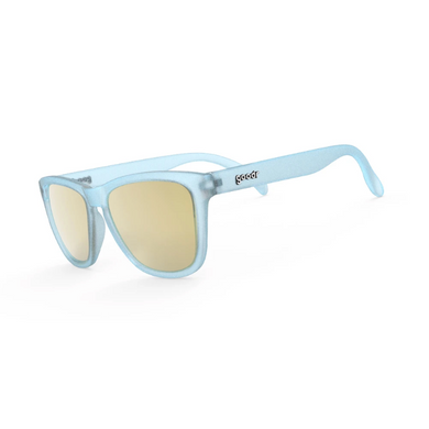 GOODR - SUNBATHING WITH WIZARDS - BLUE GOODR RUNNING SUNGLASSES - SIDE