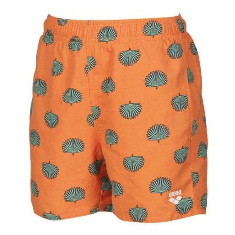 JUNIOR BAHAMAS BOXER SWIM SHORTS
