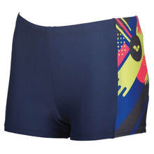 Load image into Gallery viewer, ONLY SIZE 26 - BOYS' PLAY&FUN SHORTS - NAVY