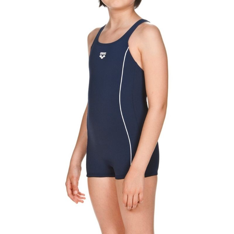 ONLY SIZE 26 - GIRLS' FINDING ONE-PIECE KNEESUIT - NAVY