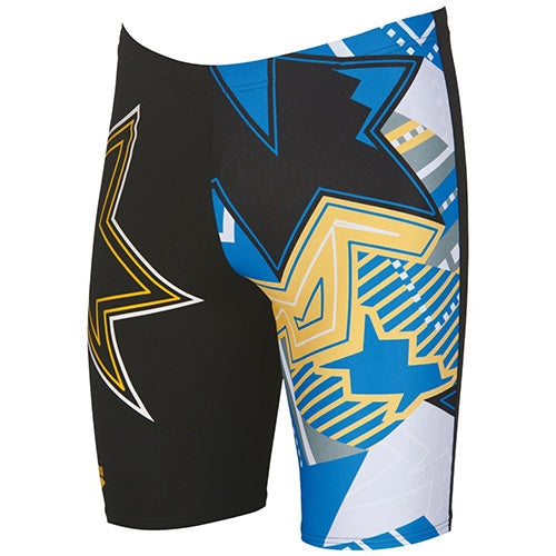 MEN'S LIGHTSHOW JAMMER - BLACK
