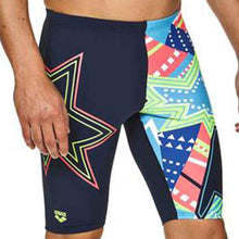 Load image into Gallery viewer, MEN'S LIGHTSHOW JAMMER - NAVY