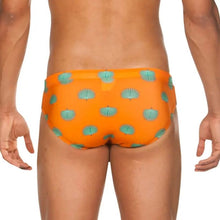 Load image into Gallery viewer, ONLY SIZE 34 - MEN'S BAHAMAS BRIEF - TANGERINE