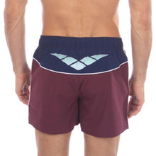 Load image into Gallery viewer, MEN'S LOZENGE SWIM SHORTS