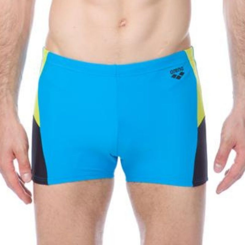 ONLY SIZE 34 - MEN'S REN SHORTS - TURQUOISE