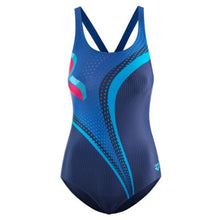 Load image into Gallery viewer, WOMEN'S GALACTIC SWIM PRO - NAVY/ROYAL