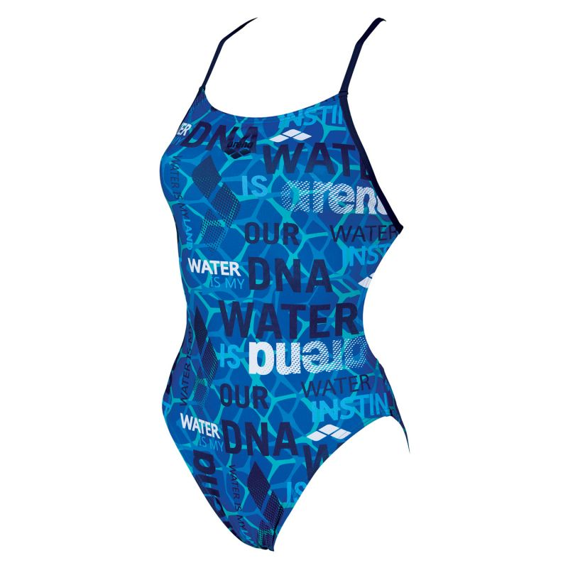 WOMEN'S EVOLUTION BOOSTER BACK - PIX BLUE