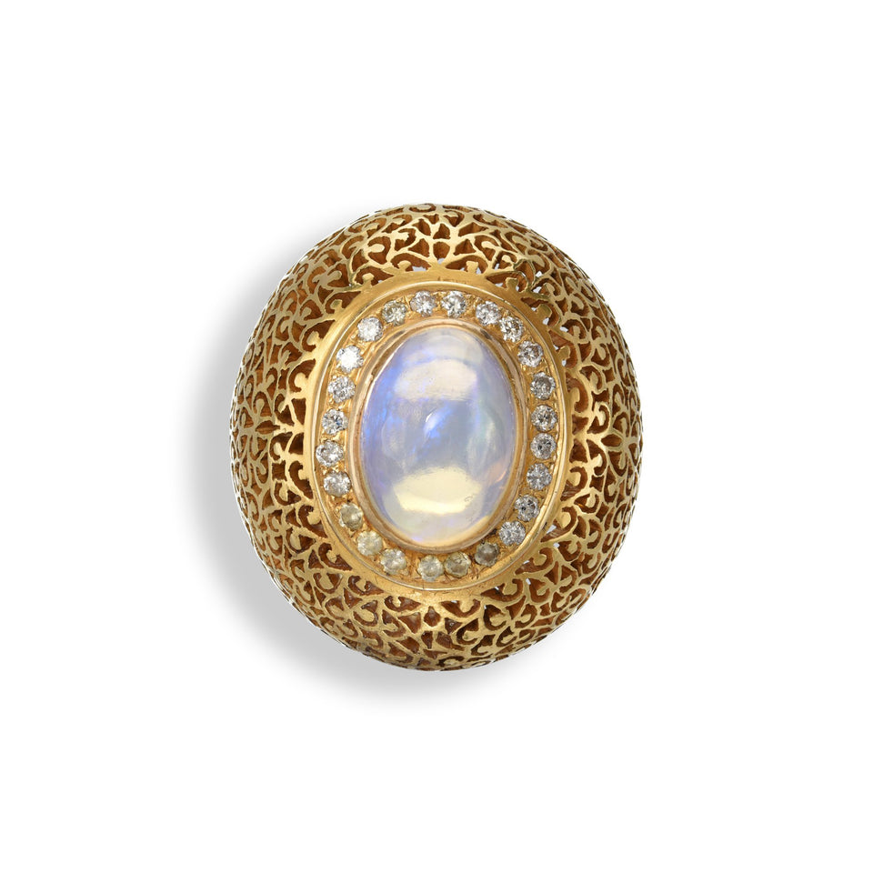 Royal Opal Ring