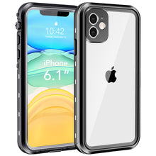 Load image into Gallery viewer, iPhone 11 Waterproof Case