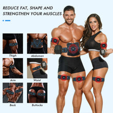 Load image into Gallery viewer, Abs Stimulator Muscle Stimulator