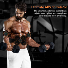 Load image into Gallery viewer, Abs Stimulator Rechargeable