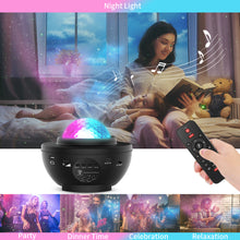 Load image into Gallery viewer, Night Light Projector for Kids