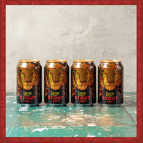 LION STOUT (4 PACK)