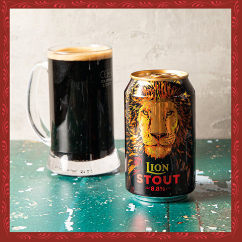 LION STOUT (330ML)