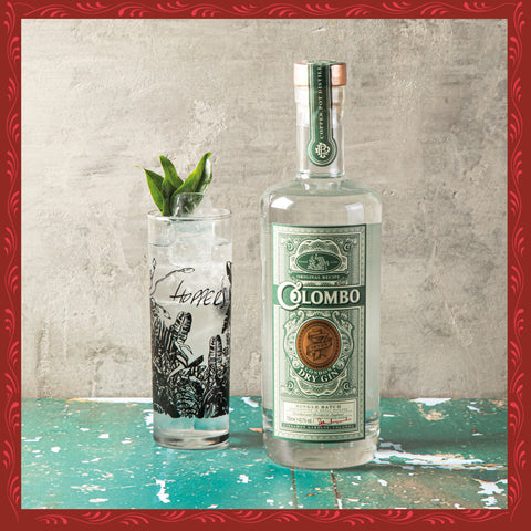 COLOMBO NO. 7 GIN (700ml)