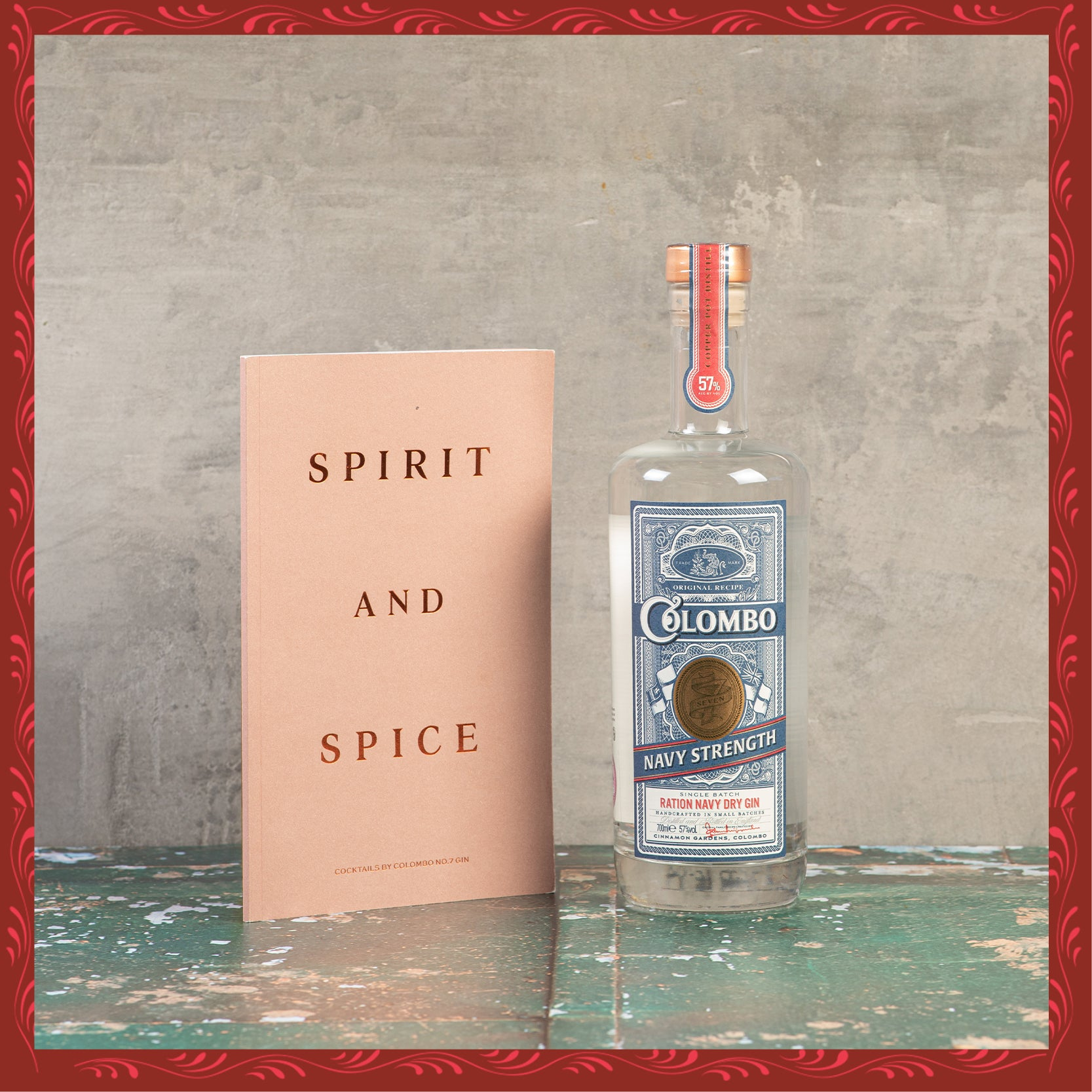 Navy Strength and Colombo 7 + Spirit and Spice