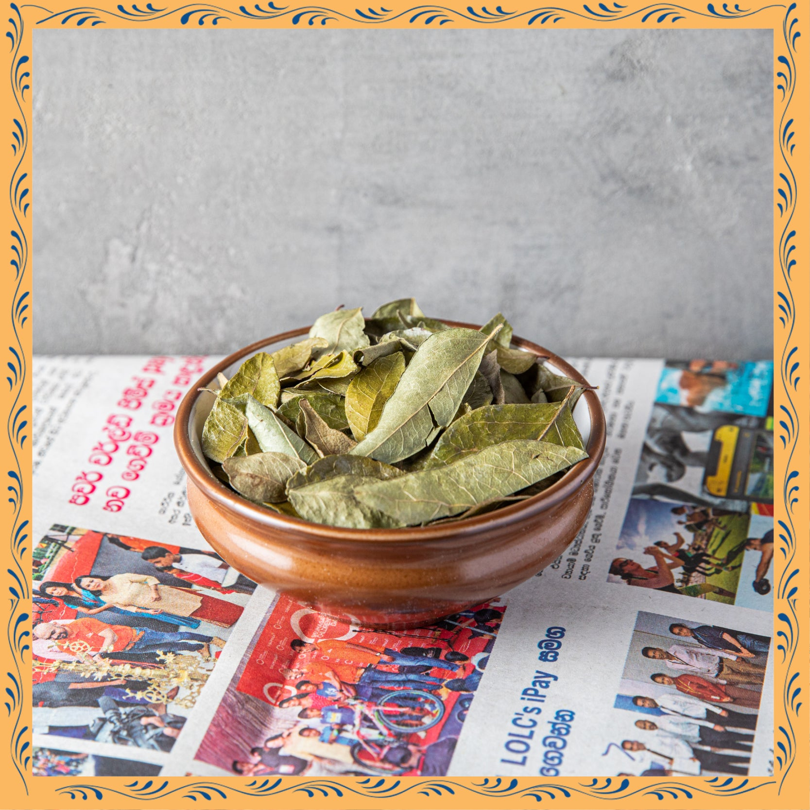 Dehydrated Curry Leaves (25g)