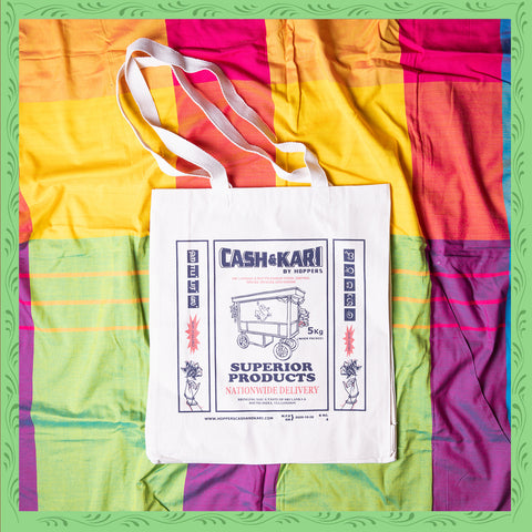 Cash & Kari Limited Edition Tote Bag
