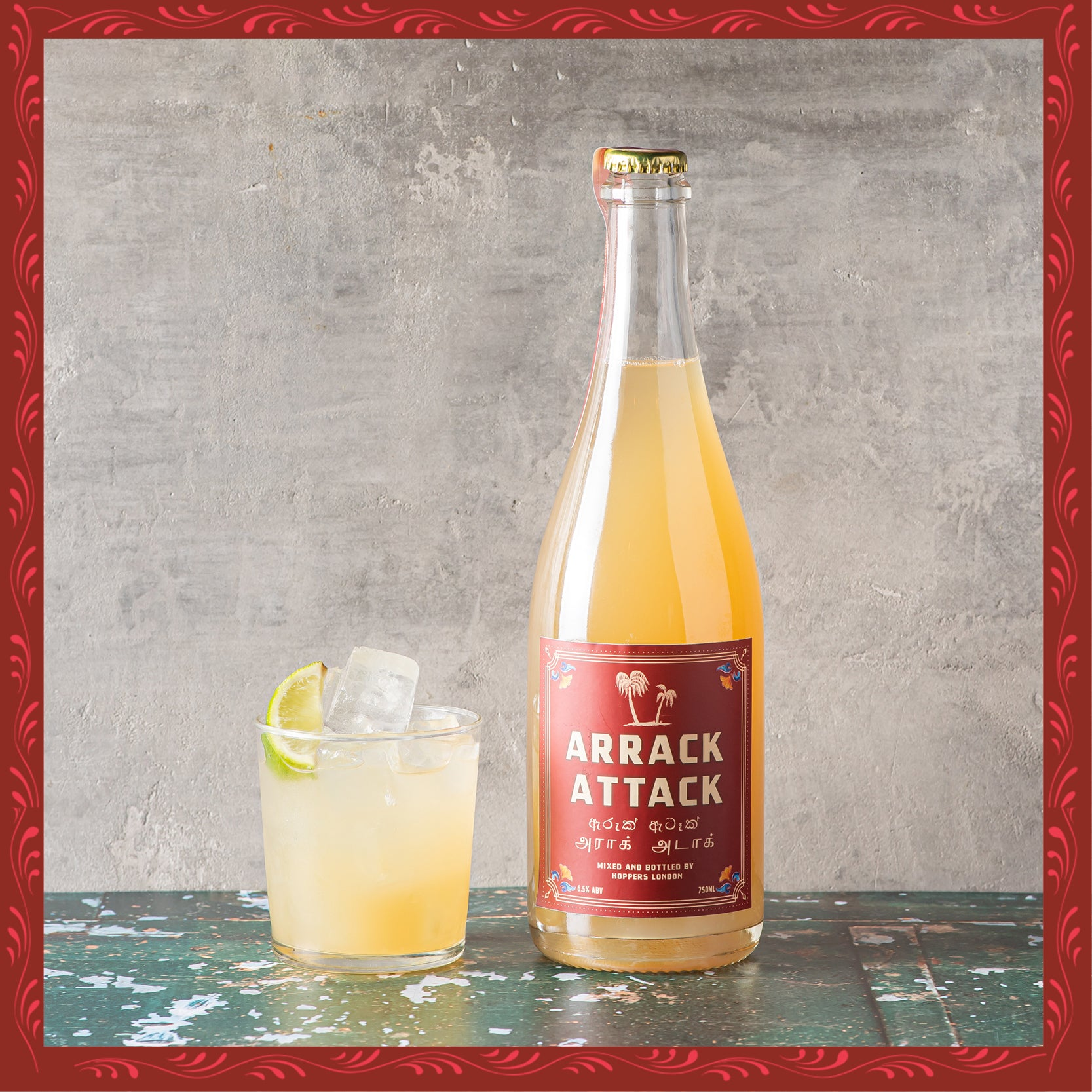 ARRACK ATTACK (750ml)