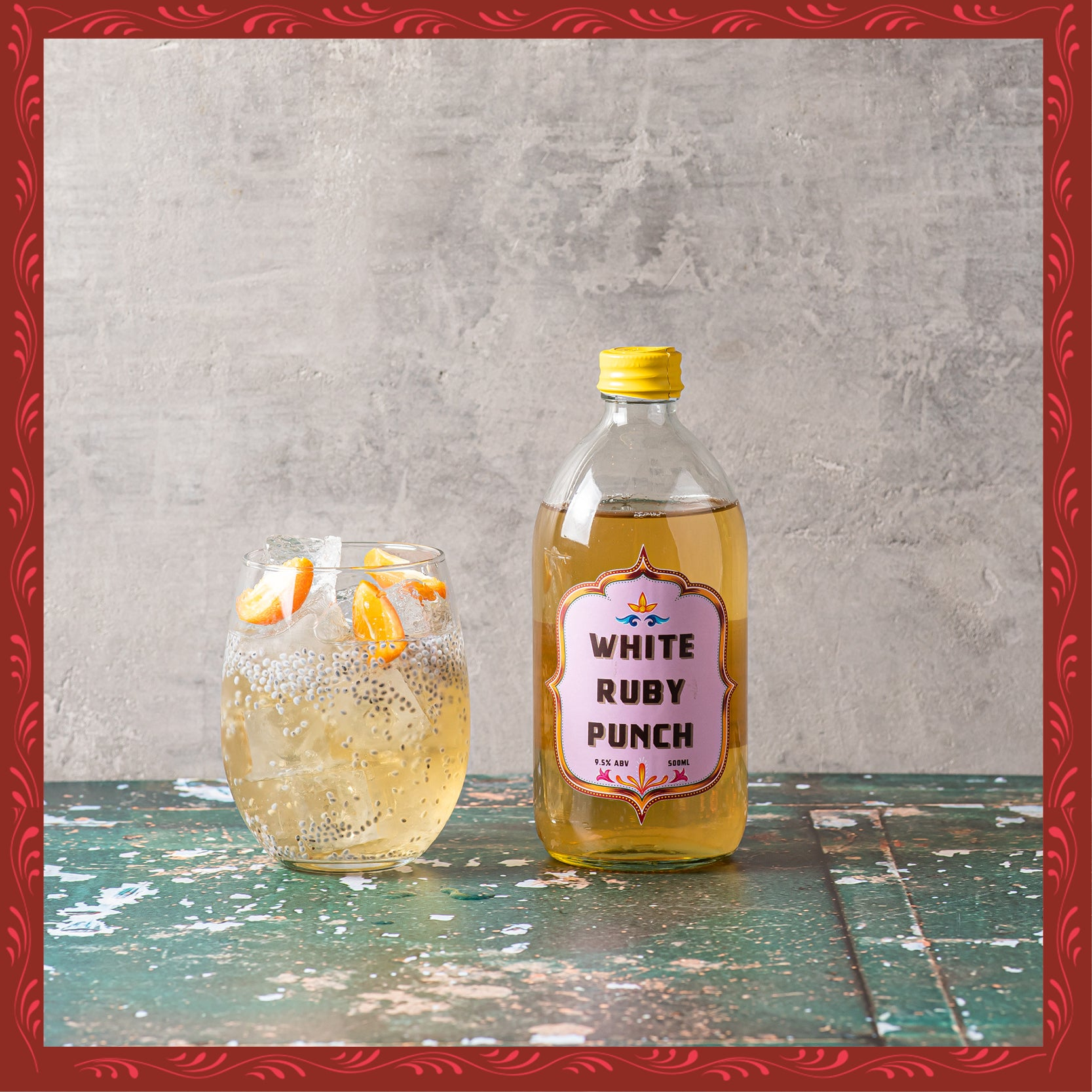 WHITE RUBY PUNCH (500ml)