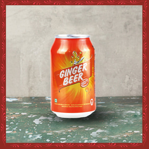 ELEPHANT HOUSE GINGER BEER (325ML)