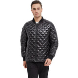 Load image into Gallery viewer, Orolay Men's Down Bomber Jacket Short Lightweight Down Coat OMD1028X
