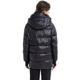 Load image into Gallery viewer, Orolay Women's Lightweight Winter Hooded Down Jacket YRF9006W