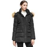 Load image into Gallery viewer, Orolay Women's Thickened Short Down Jacket Winter Coat YRF1005N