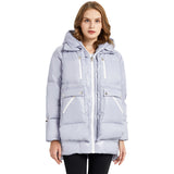 Load image into Gallery viewer, Orolay Women's Thickened Puffer Down Jacket OWD1069X