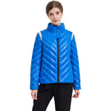 Load image into Gallery viewer, Orolay Women's Lightweight Stand Collar Down Jacket OWD1039X