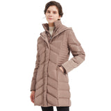 Load image into Gallery viewer, Orolay Women's Thickened Coat Puffer Down Jacket YRF1020M