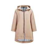 Load image into Gallery viewer, Orolay Women's Hooded Windbreaker Water Resistant Jackets OWE5257W