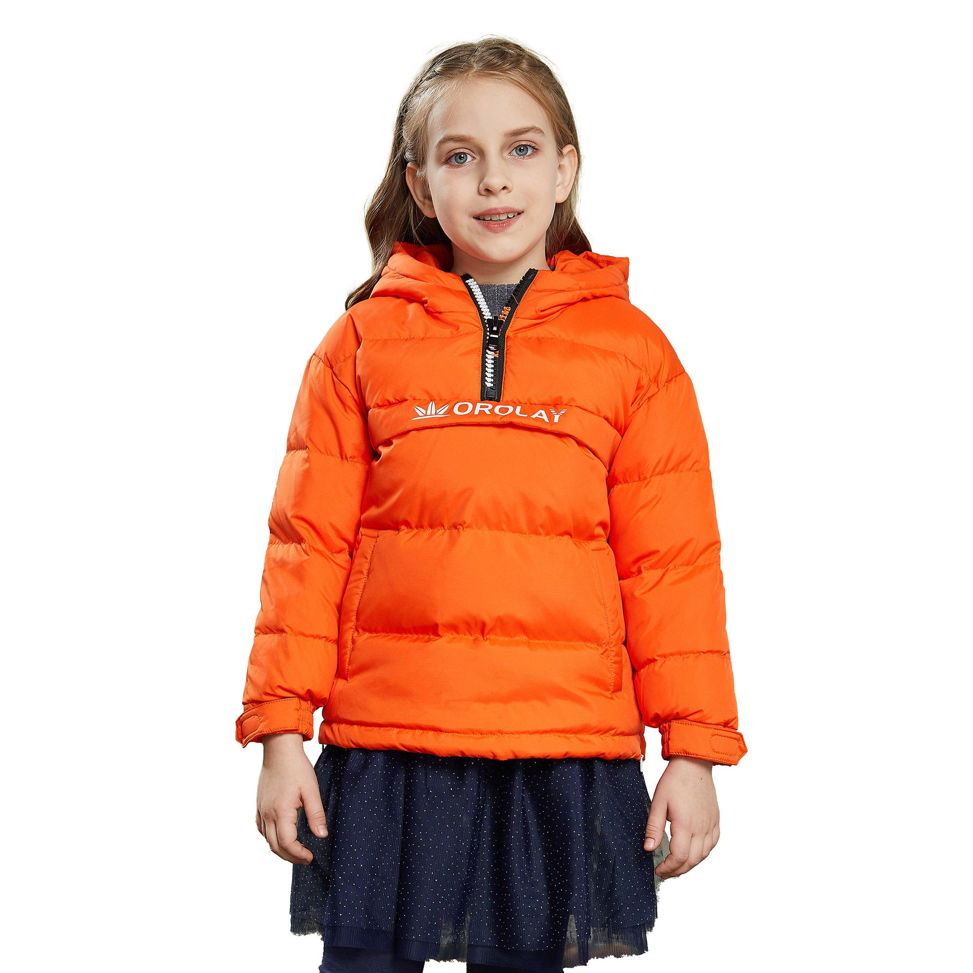Orolay Children's Lightweight Winter Puffer Down Jacket OKD1033W
