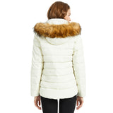 Load image into Gallery viewer, Orolay Women's Quilted Stand Collar with Down Parka OWD1084W