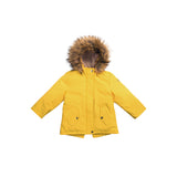 Load image into Gallery viewer, Orolay Kid's Thickened Winter Fur Hood Fleece Lined Parka OKD6078W