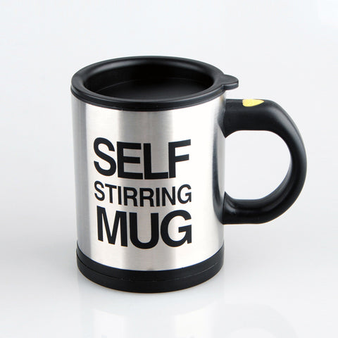 Electric self stirring mug smart cup.